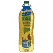 روغن مایع آفتابگردان ویتامینه اویلا - 1.5 لیتر..